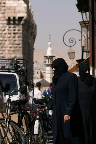 Zdjęcia: damaszek, damaszek, kobiety , SYRIA