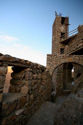 Zdjęcia: mar musa, gory qalamoun, mar musa.monastyr z freskami ,wykonanymi w 11 wieku, SYRIA