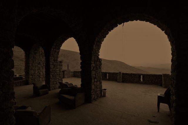 Zdjęcia: mar musa, gory qalamoun, miejsce modlitwy i medytacji, SYRIA