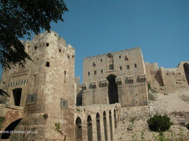 Zdjęcia: Aleppo, Fort, SYRIA