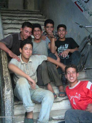 Zdjęcia: Damaszek, Jest OK, SYRIA