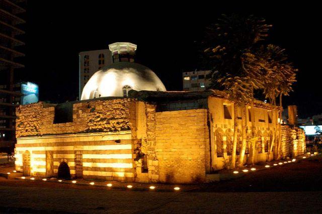 Zdjęcia: Damaszek, Stary meczet, SYRIA