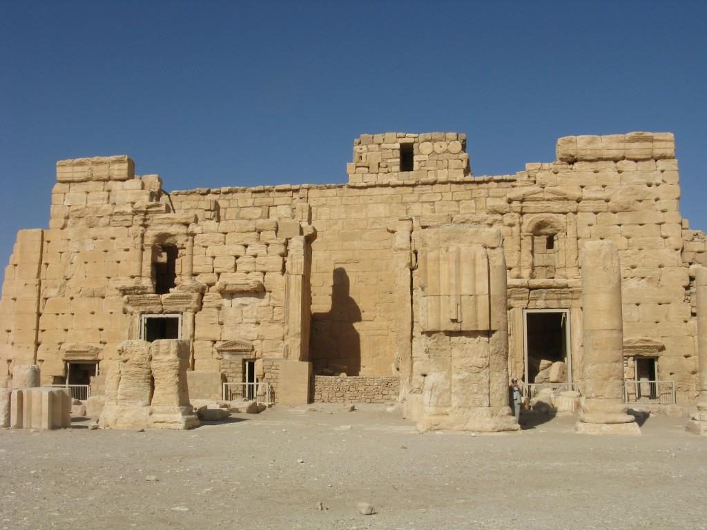 Zdjęcia: Palmyra, Palmyra cd., SYRIA