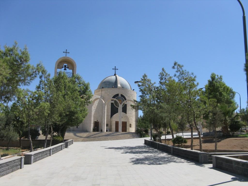 Zdjęcia: Damaszek, Kościół nawrócenia św. Pawła, SYRIA