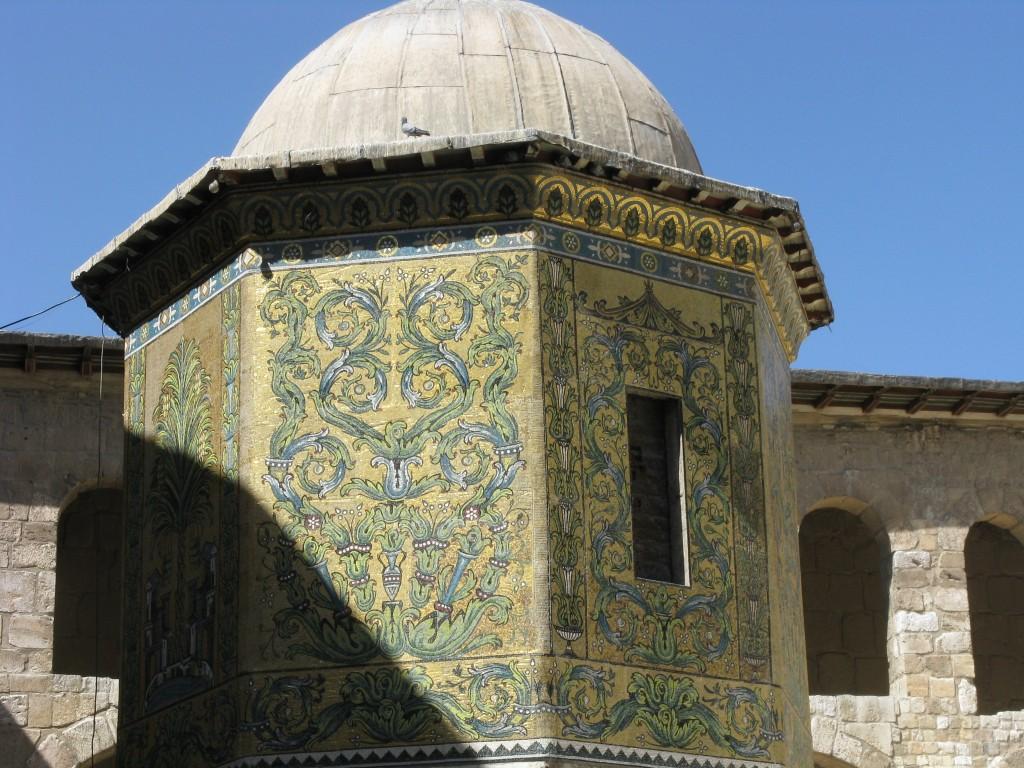 Zdjęcia: Damaszek, Meczet Omajadów 2, SYRIA