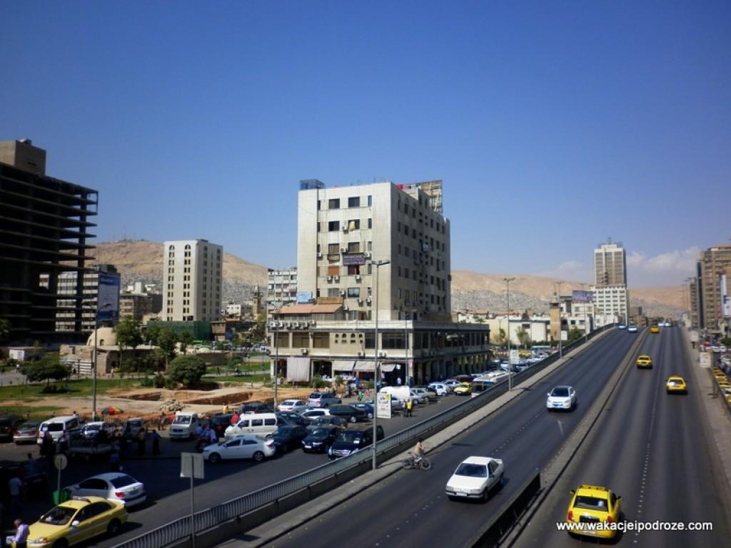Zdjęcia: Damaszek, Damaszek przed wojną, SYRIA