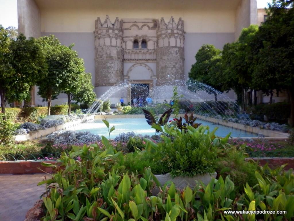 Zdjęcia: Damaszek, Muzeum Narodowe w Damaszku, SYRIA