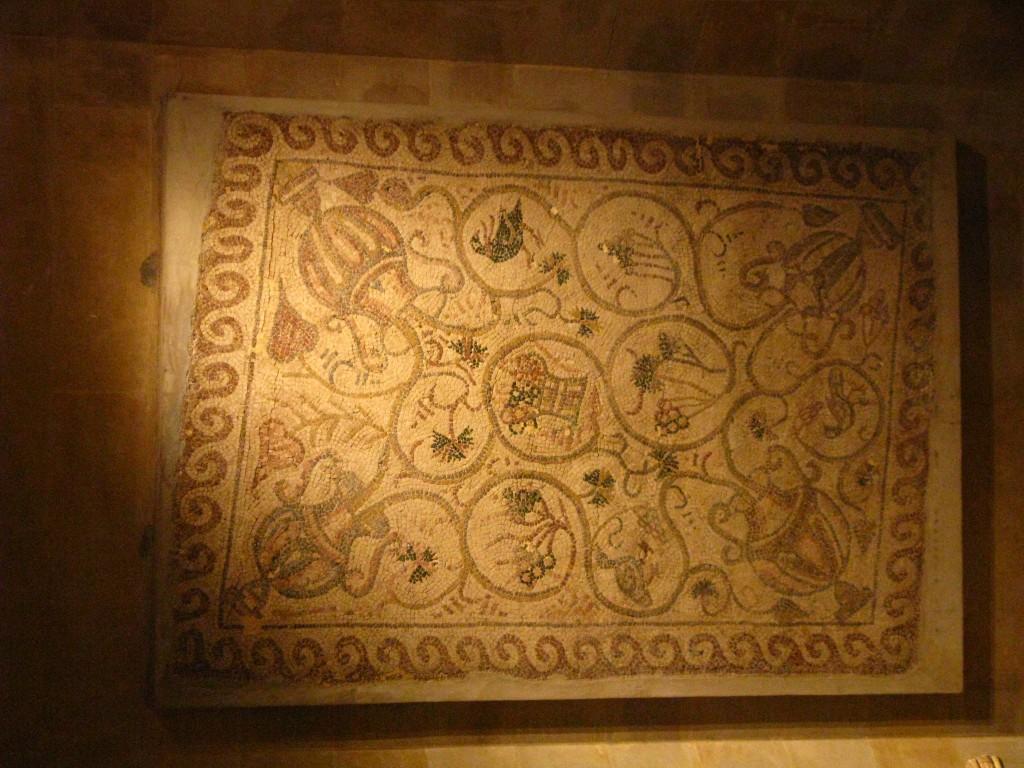 Zdjęcia: Antakya - historyczna Antiochia, Rzymski dywanik, SYRIA