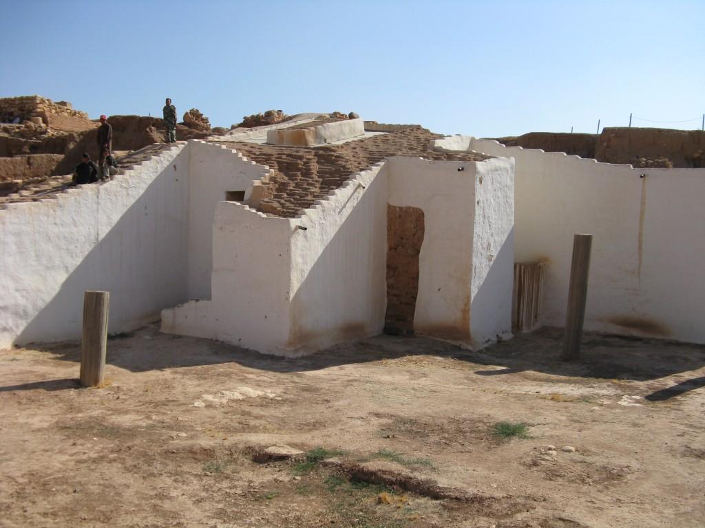 Zdjęcia: Tel Mardikh, Ebla-2500 lat pne cd., SYRIA