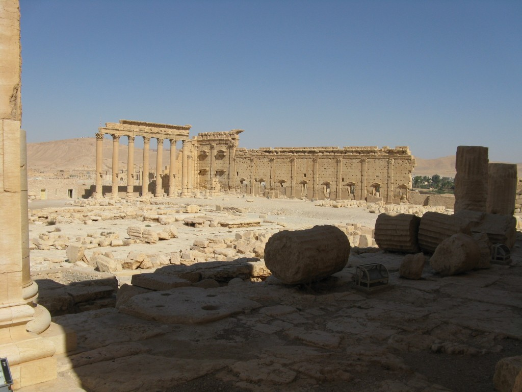 Zdjęcia: Palmyra, Palmyra 4, SYRIA