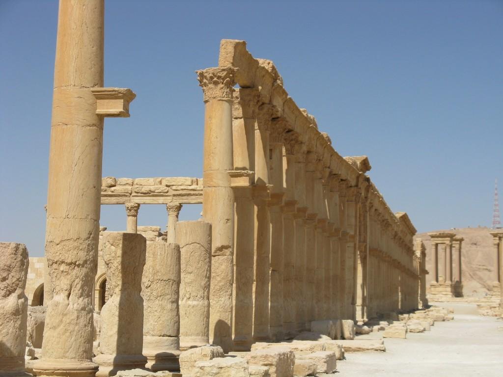 Zdjęcia: Palmyra, Palmyra 6, SYRIA