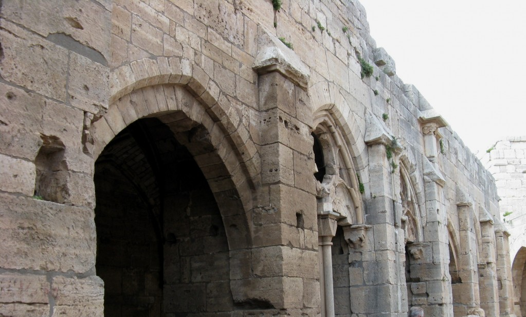 Zdjęcia: Talkalakh, Krak des chevaliers 6, SYRIA