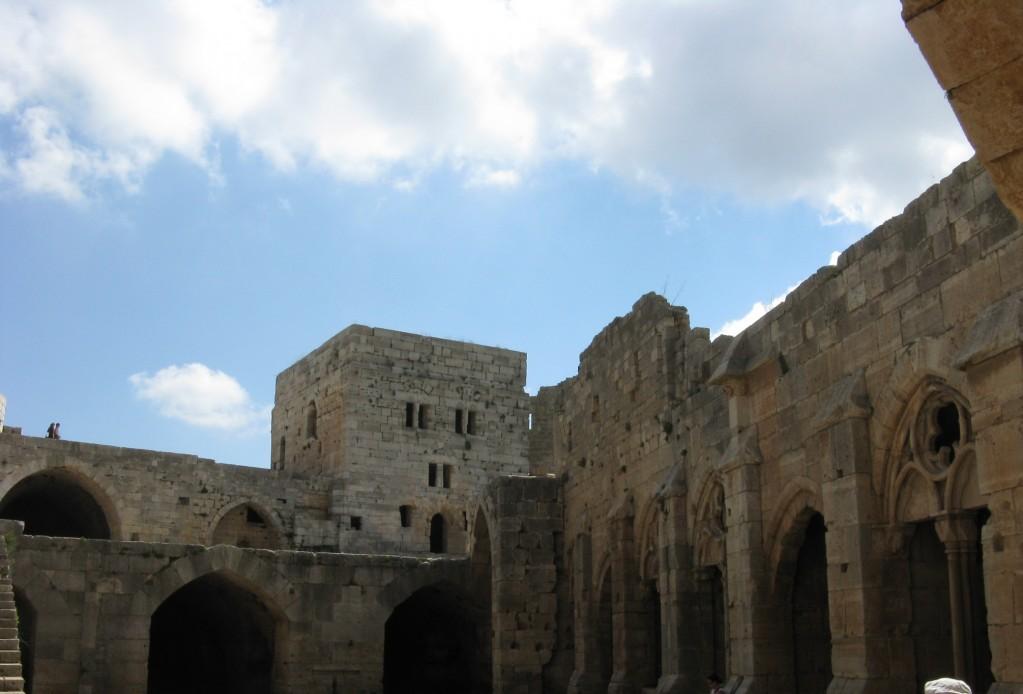 Zdjęcia: Talkalakh, Krak des chevaliers 7, SYRIA