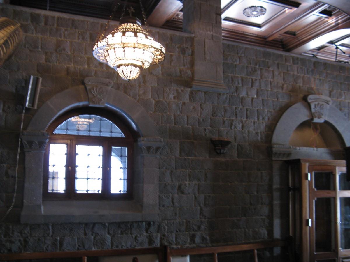 Zdjęcia: Suwajda, Kościół V w., SYRIA