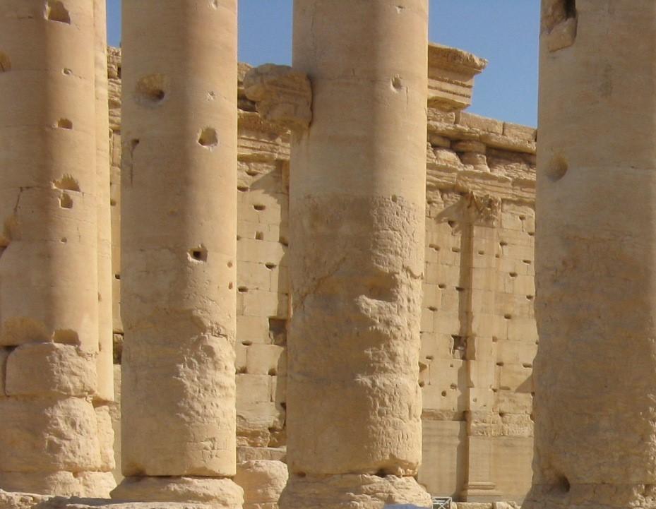 Zdjęcia: Palmyra, Palmyra, SYRIA
