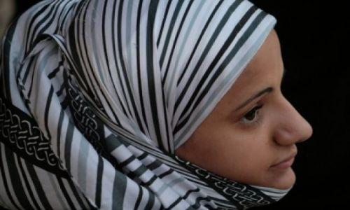 Zdjęcie SYRIA / - / Meczet / dziewczynka