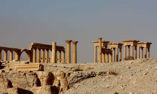 Zdjęcie SYRIA / - / Palmyra / Palmyra