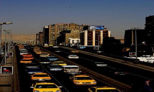 SYRIA / - / Damaszek / Kolorowe ulice