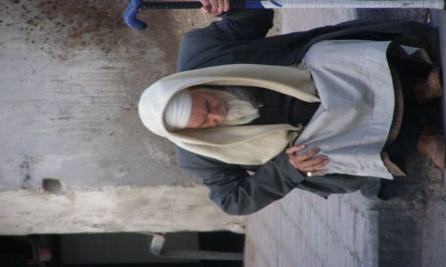 Zdjecie SYRIA / brak / Aleppo / starzec