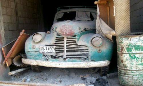 Zdjecie SYRIA / - / Damaszek / SYR 031449