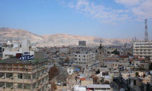 Zdjecie SYRIA / - / Damaszek / Dzień