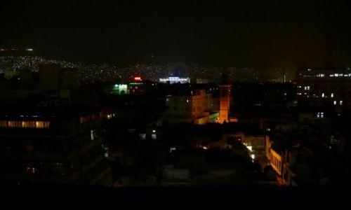 Zdjecie SYRIA / - / Damaszek / Noc