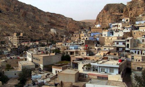 Zdjecie SYRIA / okolice Damaszku / Malula / Dawno temu w Maluli