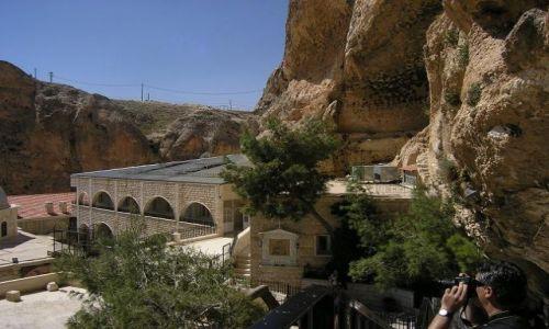 Zdjecie SYRIA / brak / Sydnaya / Klasztor Dziewicy