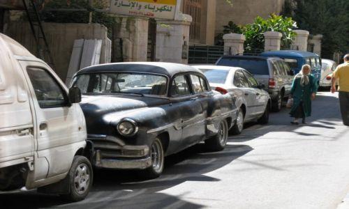 Zdjecie SYRIA / - / Damaszek / Damaszek sprzed wojny