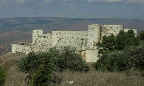 Zdjęcie SYRIA / - / Talkalakh / Krak des chevaliers