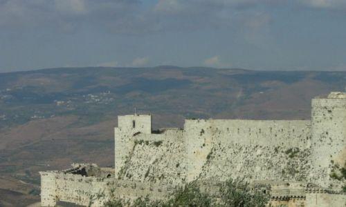 Zdjęcie SYRIA / - / Talkalakh / Krak des chevaliers 2