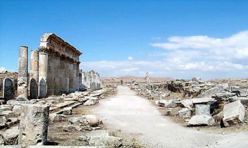 Zdjecie SYRIA / ... / ... / kamyki