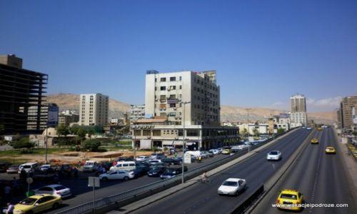 Zdjęcie SYRIA / - / Damaszek / Damaszek przed wojną