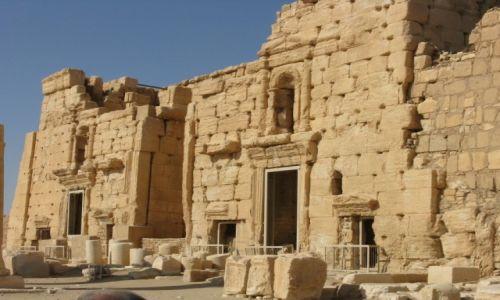 Zdjęcie SYRIA / - / Palmyra / Palmyra 2