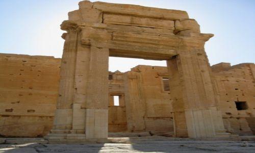 Zdjęcie SYRIA / - / Palmyra / Palmyra 3