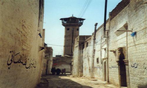 Zdjecie SYRIA / brak / Aleppo / Uliczka