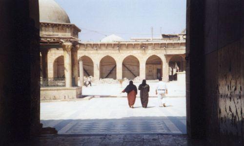 Zdjecie SYRIA / brak / Aleppo / Wielki meczet