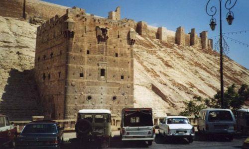 Zdjecie SYRIA / brak / Aleppo / Cytadela