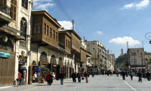 Zdjecie SYRIA / syria / aleppo / tydzień w syrii