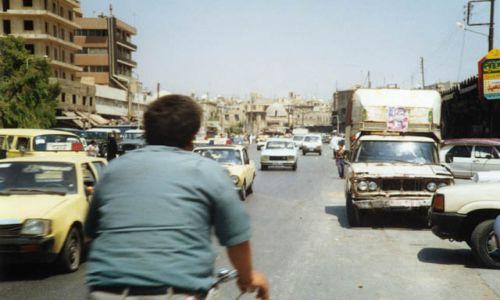 Zdjecie SYRIA / brak / Aleppo / Ulica