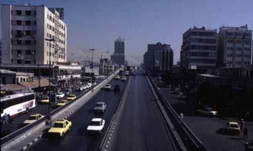 SYRIA / Środkowa Syria / Damaszek / Damaszek