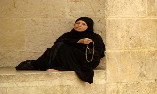 Zdjęcie SYRIA / Damaszek / Meczet Umajjadów / Rozmodlona