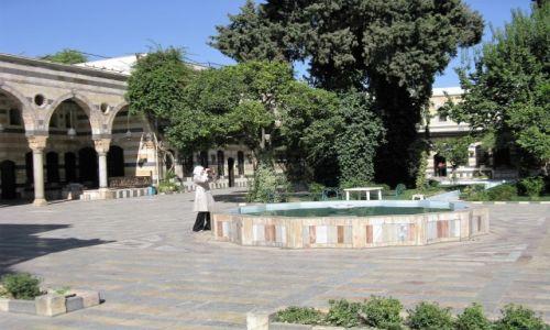 Zdjęcie SYRIA / - / Damaszek / Ulice Damaszku