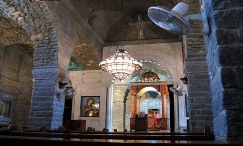 Zdjęcie SYRIA / - / Syria / Kościół z VII w