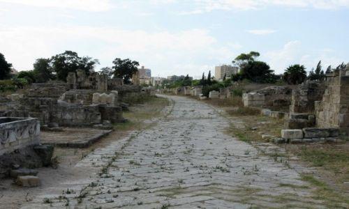 Zdjęcie SYRIA / - / ? / stary rzymski cmentarz