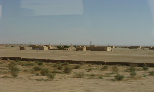 Zdjecie SYRIA / Al Raqqa / Pustynia Syryjska / Na pustyni