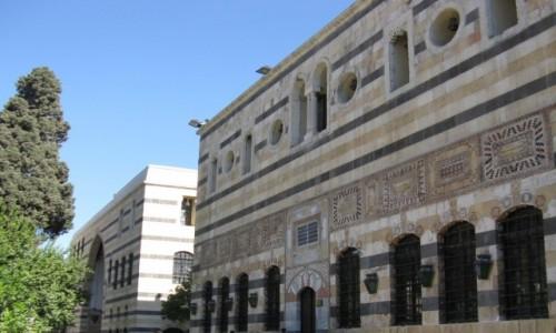Zdjecie SYRIA / - / Damaszek / Ulice Damaszku