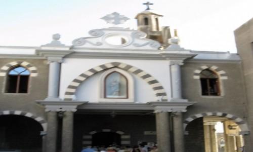Zdjecie SYRIA / - / Damaszek / Dom Ananiasza - ul. Prosta (Dz. Apostolskie)