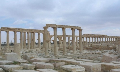 Zdjecie SYRIA / - / Palmyra - Syria / Palmyra  - Syria