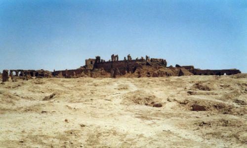 Zdjecie SYRIA / Pustynia syryjska / brak / Rasafa - ruiny